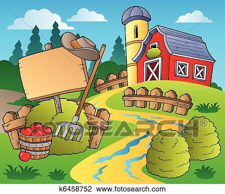 Barn Clip Art Royalty Free. 4,661 barn clipart vector EPS ...