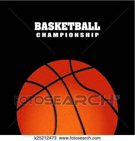 剪贴画 - 篮球, 运动