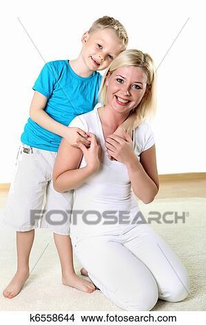 мать получила удовойствиэ от сина фото