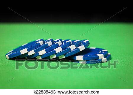 Stack Of Poker Chips Clip Art