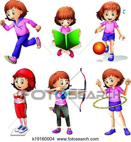 différence eps et sport