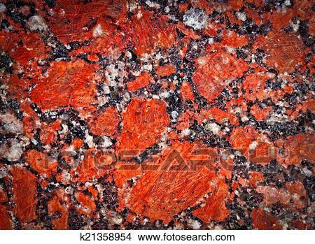 Colecci n de foto textura de granito con un for Granito negro brillante