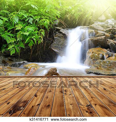Красота и мощь водопадов - 30 живописных обоев на рабочий стол
