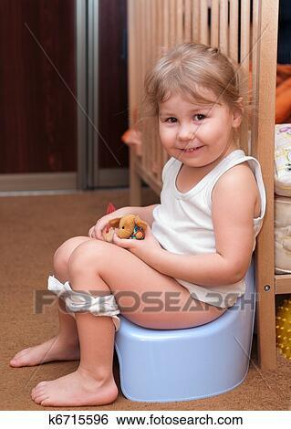 фото у дете писки