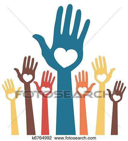 Volunteer Clipart EPS Images. 6,898 volunteer clip art vector ...