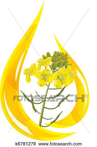 Mustard Yellow Flowers Clip Art – Cliparts