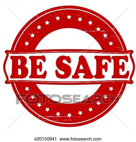 Be Safe Clip Art Cliparts
