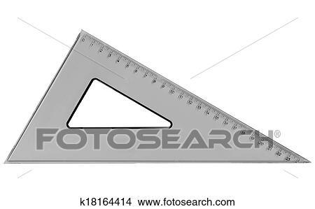 三角板, 三角形