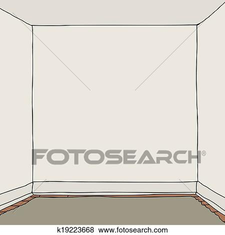 empty room clipart. clip art empty room cartoon fotosearch search clipart illustration posters drawings i