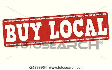 Shop Local Clipart
