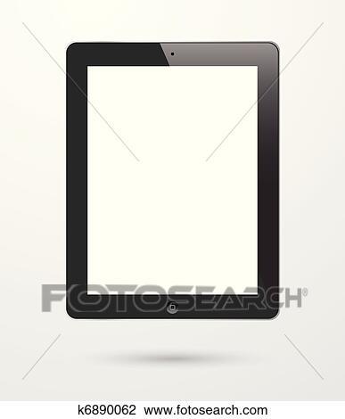 clipart cran tactile tablette k6890062 recherchez des clip arts des illustrations des. Black Bedroom Furniture Sets. Home Design Ideas