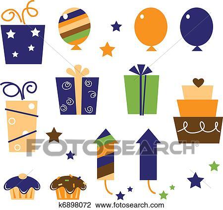Surprise party Clipart Royalty Free. 30,683 surprise party clip ...