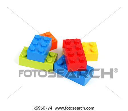 Afbeeldingen Lego Blokjes Kleur Lego Blokjes op Wit