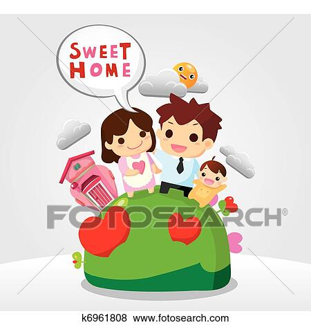 Sweet+Home+For+Family