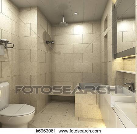 stock fotografie badezimmer k6963061 suche stockfotos fotos prints bilder und foto. Black Bedroom Furniture Sets. Home Design Ideas