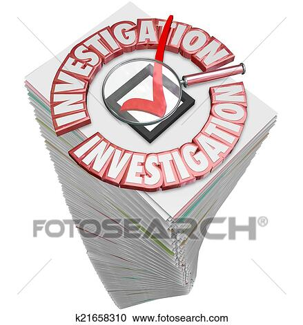research papers on interrogation
