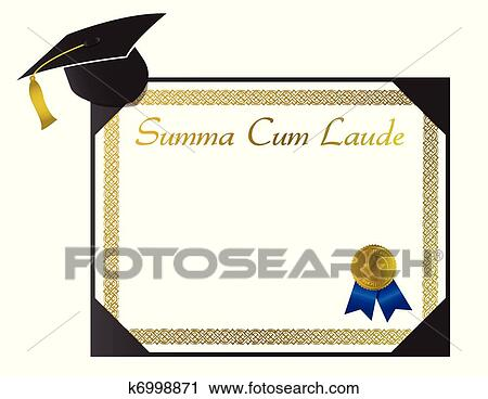 clipart of summa cum laude college diploma k search clip  clipart summa cum laude college diploma search clip art illustration murals