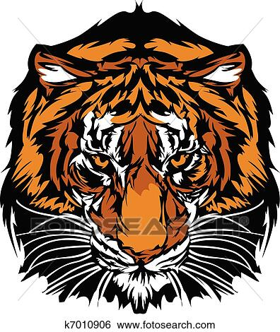 Tiger Clip Art Royalty Free. 10,683 tiger clipart vector EPS ...