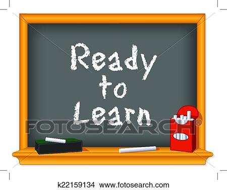 Chalkboard Clip Art Learning