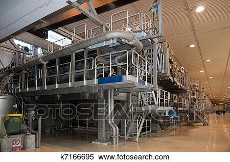 banque d 39 image papier et moulin pulpe usine plante k7166695 recherchez des photos. Black Bedroom Furniture Sets. Home Design Ideas
