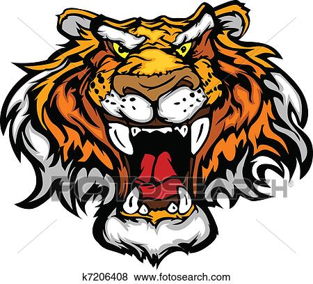Tiger Clip Art Royalty Free. 10,683 tiger clipart vector EPS ...
