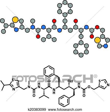 Clip Art of rifampicin (rifampin, rifamycin class) tuberculosis ...