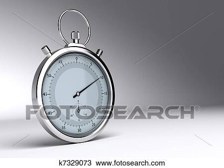 手绘图 - stopwatch