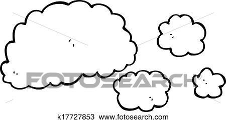 clipart of cloud of smoke cartoon element k17727853 search clip rh fotosearch com smoke clipart png smoke clipart transparent