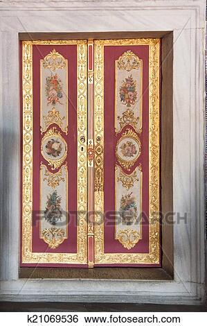 古代, topkapi 宫殿, 内部图片