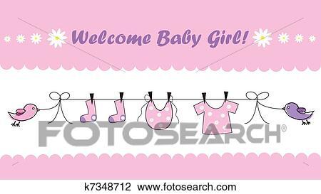 welcome baby girl