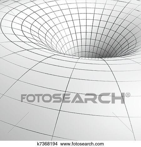 Black Hole Sketch Drawing Black Hole Sketch