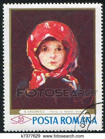 Impression imprimer femmes roumaines