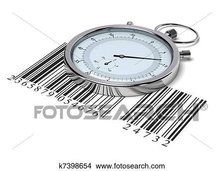 手绘图 - stopwatch, 同时