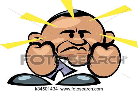 clipart of barack obama bad news k34501434 search clip art rh fotosearch com barack obama clipart