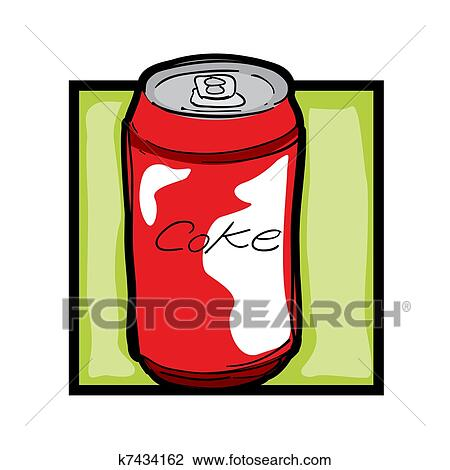 clip art of clip art soda k7434162 search clipart illustration rh fotosearch com clipart soda pop clipart soda bottle