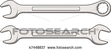 Wrench Clip Clip Art Wrench