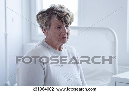 Cause of depression in older adults