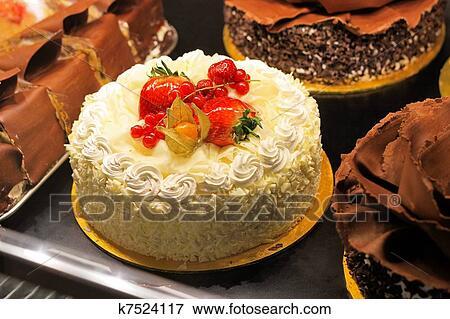 рецепты праздничного красивого торта на фото
