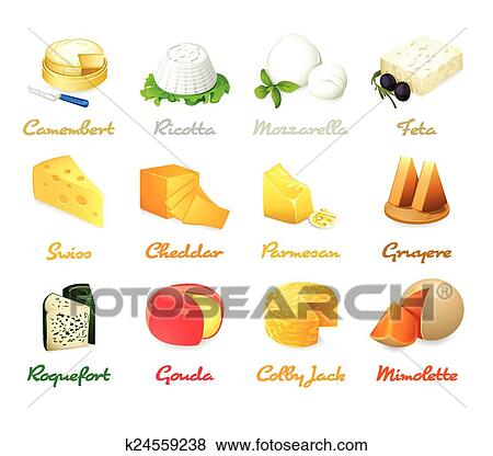 Mold cheese Clip Art EPS Images. 44 mold cheese clipart vector ...