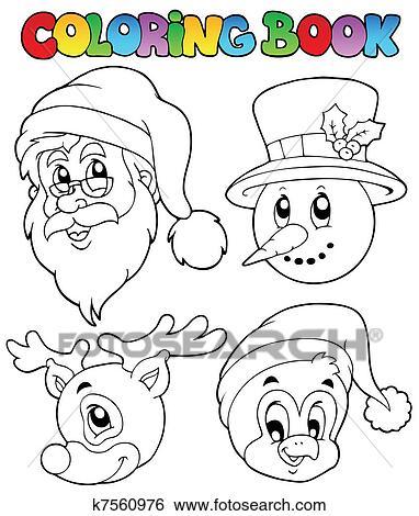 Free Christmas Clip Art Book