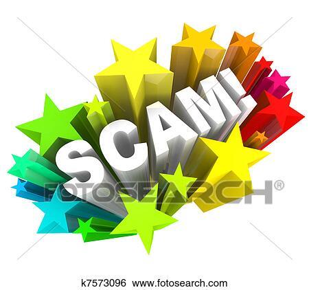 创意设计反面在线-scam,3d,词汇,诈骗,图片闽侯包装设计图片