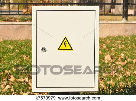 stock photograph of fuse box k7573979 search stock photography stock photograph fuse box fotosearch search stock photography posters pictures
