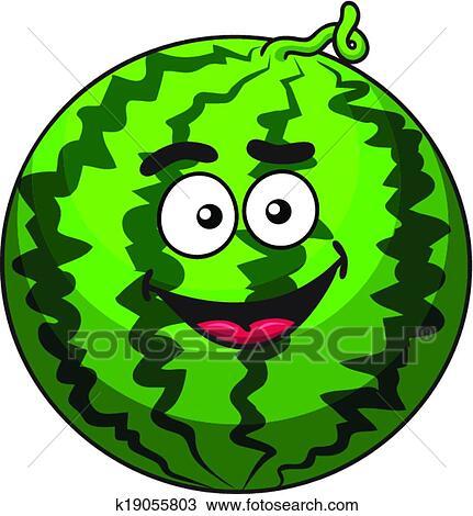 水果西瓜可爱图片