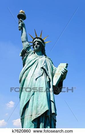 RF 类图片 自由女神像, 在中, 东京 k7620860 k7620860.jpg