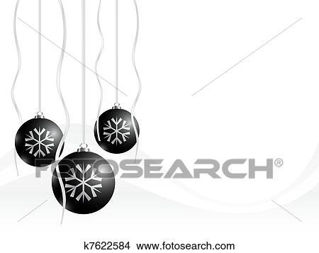 Clipart Schwarz Weiß