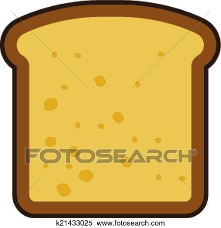 Slice of Bread Clipart Clipart Sliced Bread Icon