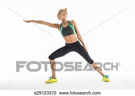 Piernas de extensión de belleza flexible 2