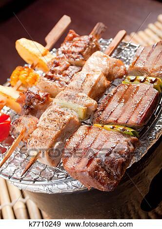 Мясо по японски рецепт с фото