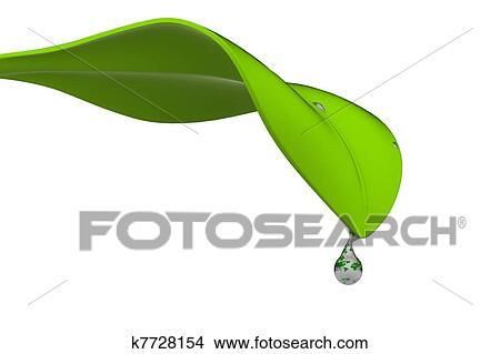手绘图 - 环境保护