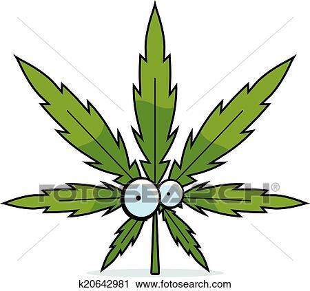 clipart of cartoon marijuana leaf k20642981 search clip art rh fotosearch com marijuana leaf clipart vector marijuana leaf pics clipart